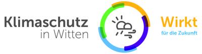 Logo Klimaschutz in Witten