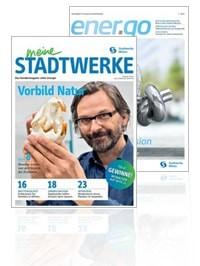 Meine Stadtwerke und ener.go - die Kundenzeitschriften der Stadtwerke Witten