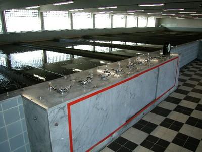 Bild Wasserwerk Filterbecken