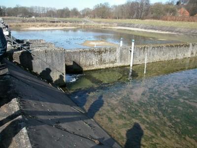 Bild Wasserwerk Langsamsandfilterbecken