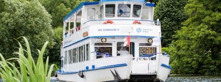 Reparatur abgeschlossen: MS Schwalbe II fährt wieder