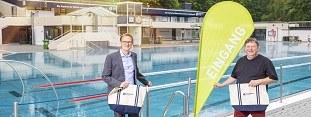 Stadtwerke Witten: Freibad Annen feiert Saisonstart
