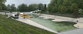 Stadtwerke Witten modernisieren Freibad Annen: Filteranlage, Spielplatz und Bänke werden erneuert